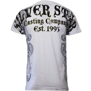 Silver Star Silver Star T Shirts 100 Dollar Foil by White