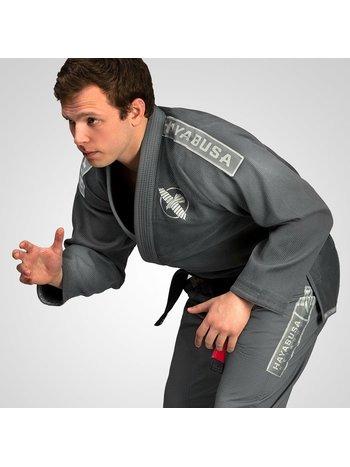 Hayabusa Hayabusa BJJ Gi Lightweight Jiu Jitsu Gi Grey