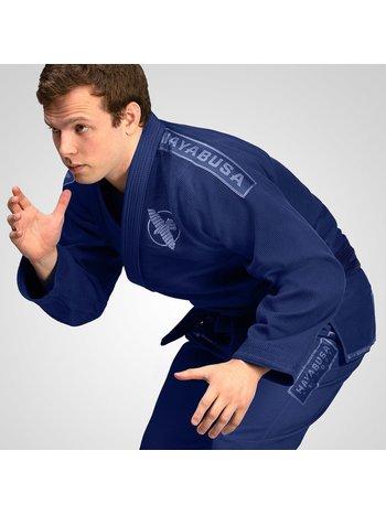 Hayabusa Hayabusa BJJ Gi Lightweight Jiu Jitsu Gi Navy Blue