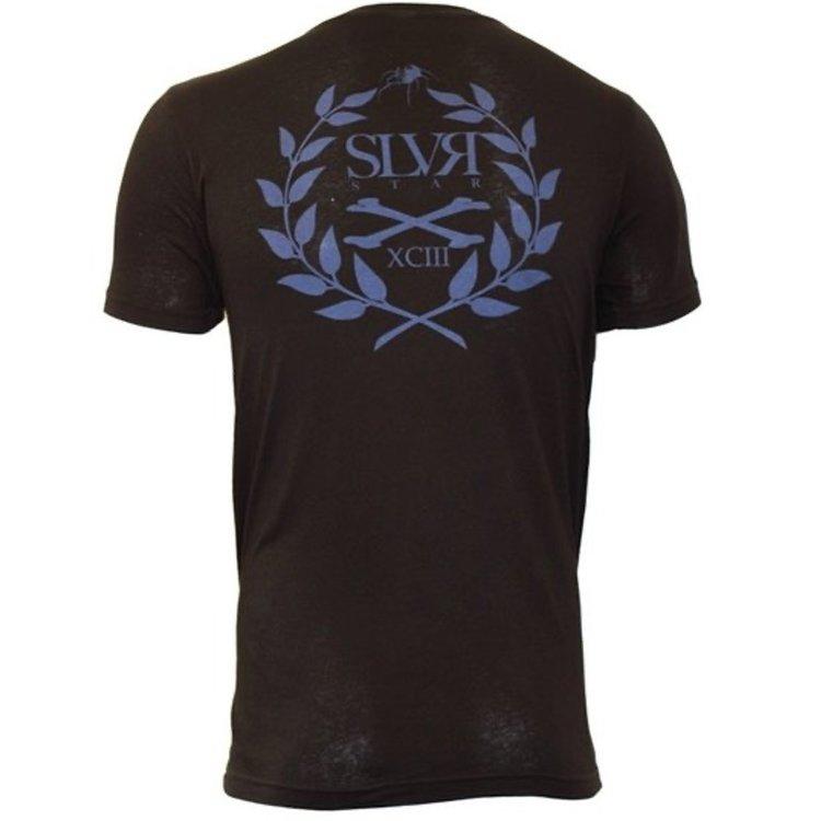 Silver Star Silver Star Anderson Silva Spider T Shirt Black MMA Clothing