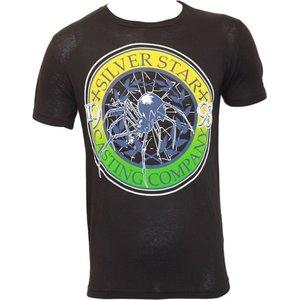 Silver Star Silver Star Anderson Silva Spider T-shirt MMA Kleding