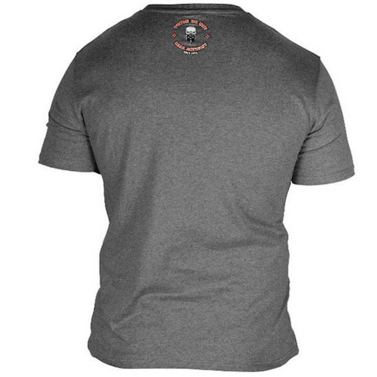 Pride or Die PRIDEorDIE P.O.D. T Shirt Grey