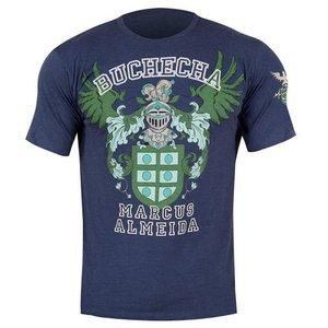 Hayabusa Hayabusa Buchecha BJJ T-shirt blauw