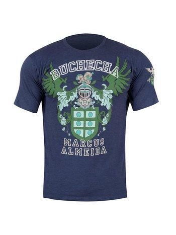 Hayabusa Hayabusa Buchecha BJJ T-Shirt Blau