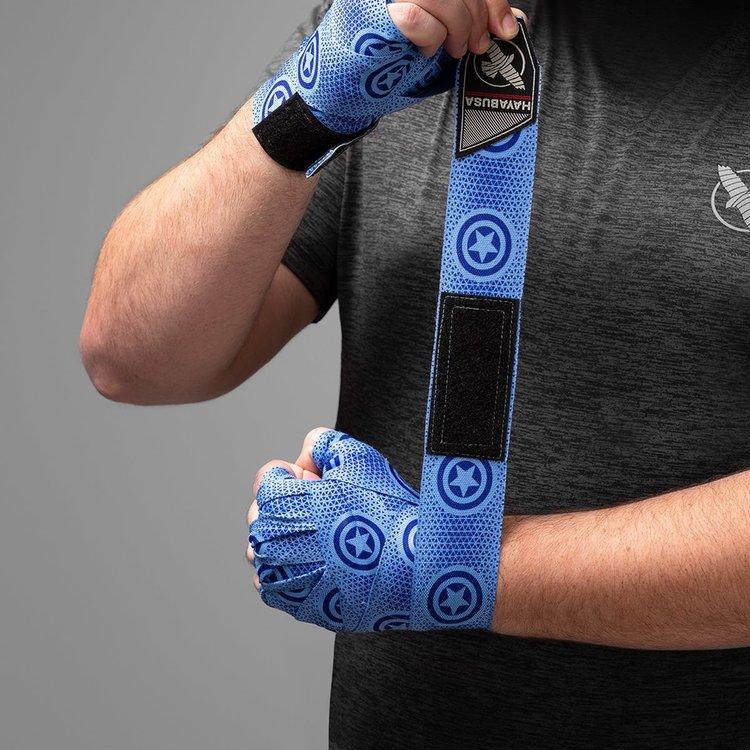 Hayabusa Hayabusa Bandages Marvel Hero Elite Hand Wraps Captain America
