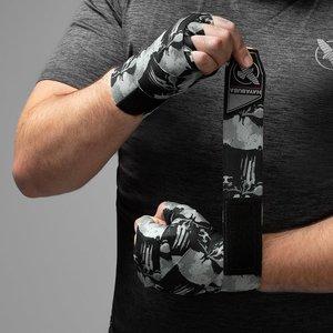 Hayabusa Hayabusa Marvel Hero Elite Hand Wraps Punisher