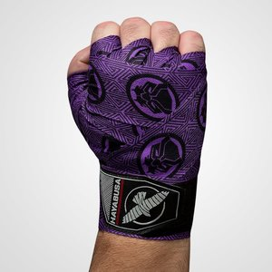 Hayabusa Hayabusa Marvel Hero Elite Hand Wraps Black Panther