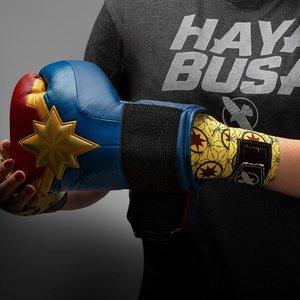 Hayabusa Hayabusa Marvel Hero Elite Hand Wraps CaptainMarvel