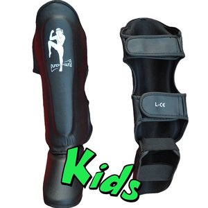 Punch Round™  Punch Round Kids Muay Thai Fighter Kickboxing Shin Guards