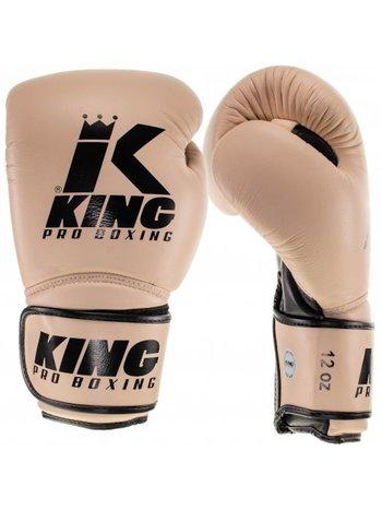 King Pro Boxing King Pro Boxing Kickboxing Boxing Gloves KPB/BG Star 9 Leather