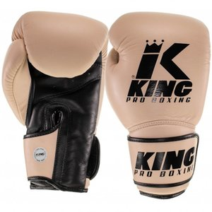 King Pro Boxing King Pro Boxing Kickboxing Boxing Gloves KPB/BG Star 9 Leather