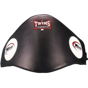 Twins Special Twins Special Belly Pad Protector BP-2 Black
