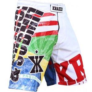 Kraken Fightwear Krakenwear Fight Shorts SFX SERIE X4U
