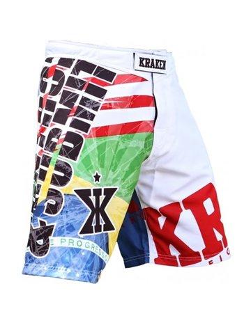 Kraken Fightwear Krakenwear Fightshorts SFX SERIES X4U