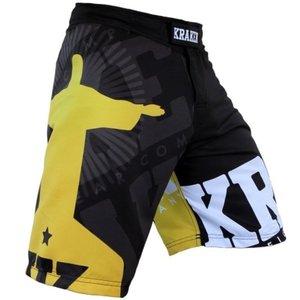 Kraken Fightwear Krakenwear Fight Shorts SFX SERIE Wanna Get Free