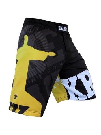 Kraken Fightwear Krakenwear Fightshorts SFX SERIES Wanna Get Free