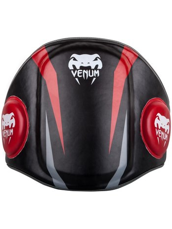 Venum Venum Elite Belly Protector Bauchschutz Schwarz Rot
