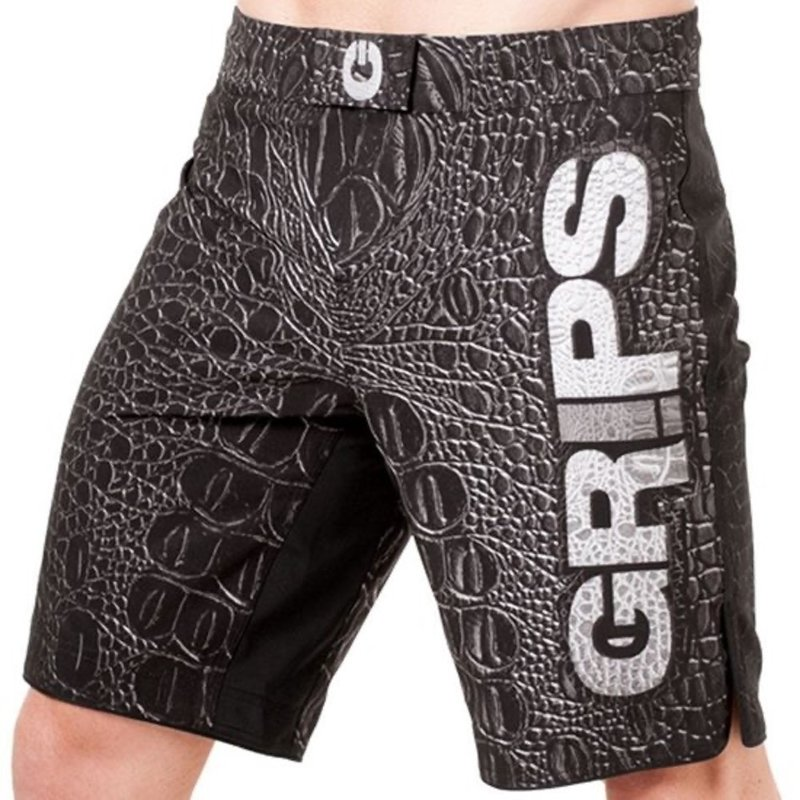 GR1PS - GRIPS GRIPS Crocodile MMA / BJJ Fight Shorts GRIPS Athletics