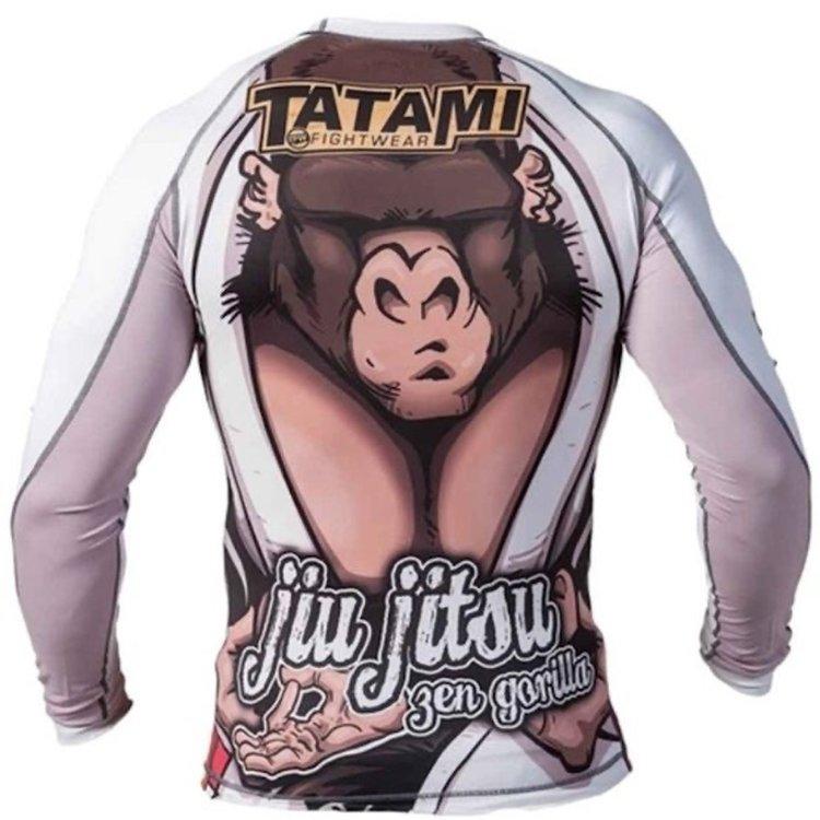 Tatami Fightwear Tatami Zen Gorilla Rash Guard vom Künstler Chris Burns