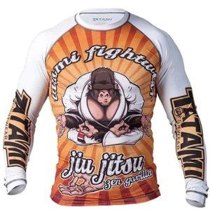 Tatami Fightwear Tatami Zen Gorilla Rash Guard  van Kunstenaar Chris Burns