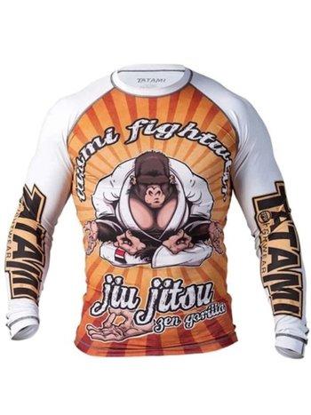 Tatami Fightwear Tatami Zen Gorilla Rash Guard Long Sleeve