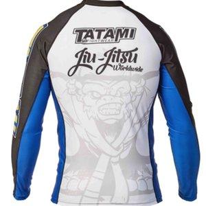 Tatami Fightwear Tatami Atlas Rash Guard Lange Mouw