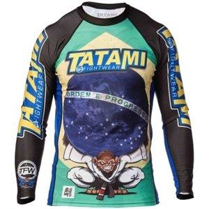 Tatami Fightwear Tatami Atlas Rash Guard BJJ Fightwear
