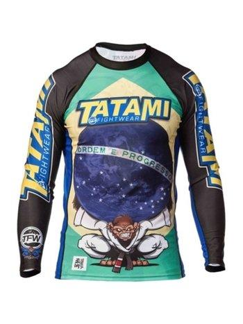 Tatami Fightwear Tatami Atlas Rash Guard Long Sleeve