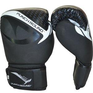 Punch Round™  Punch Round No-Fear Boxhandschuhe Kinder Schwarz
