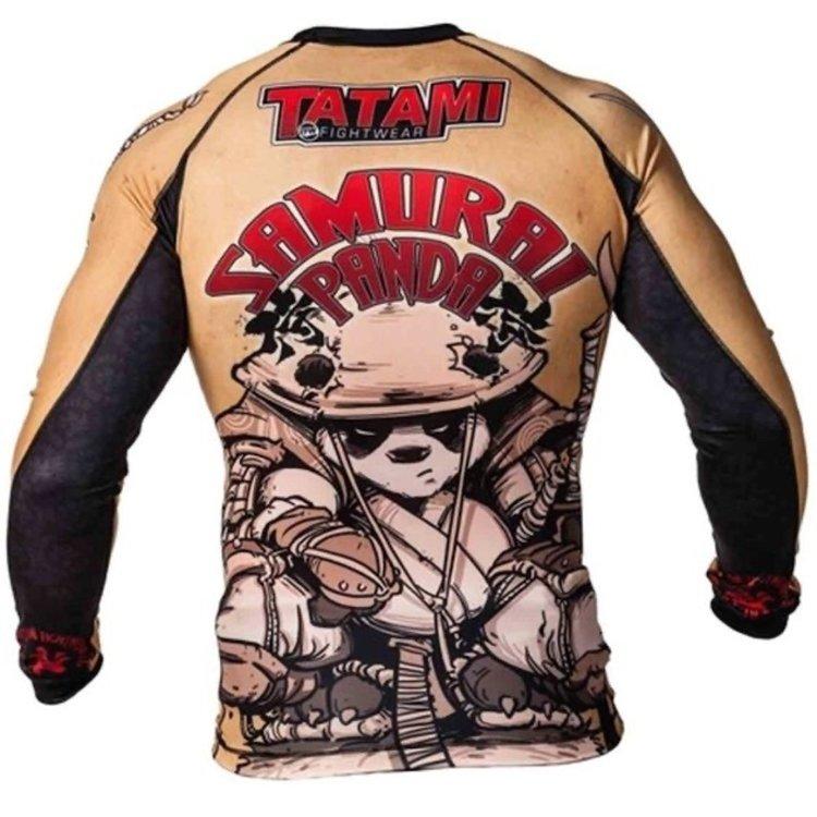 Tatami Fightwear Tatami Samurai Panda Guard Lange Mouw BJJ Fightwear