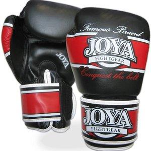 Joya Fight Wear Joya Bokshandschoenen Famous Brand Conquest Zwart Rood