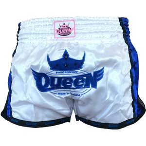 Queen Queen Ladies Kickboxhose Muay Thai Short QTBS 4