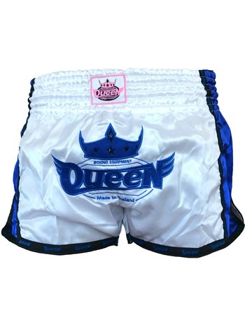 Queen Queen Ladies Kickboxing Short Muay Thai Short QTBS 4