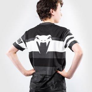 Venum Venum Bandit Kids Dry Tech T-Shirts Schwarz Grau