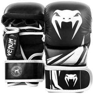 Venum Venum Challenger 3.0 MMA Sparring Gloves Black White