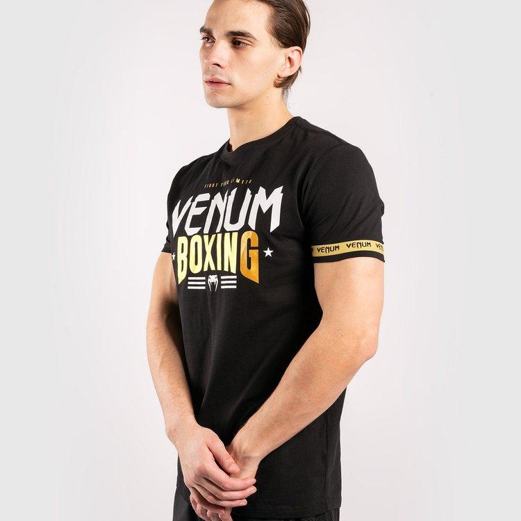 Venum Venum Boxing Classic 2.0 T-shirt Zwart Goud