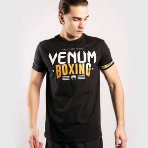 Venum Venum BOXING Classic 2.0 T-Shirt Schwarz Gold