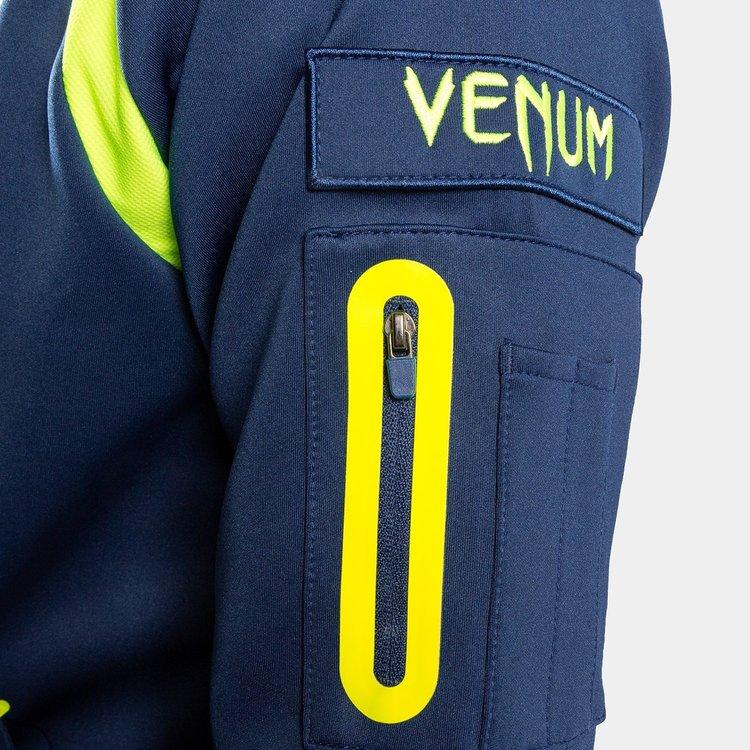 Venum Venum Origins Hoodie LOMA EDITION Blau Gelb
