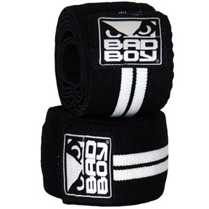Bad Boy Bad Boy Knee Straps Kniebänder Weight Lifting