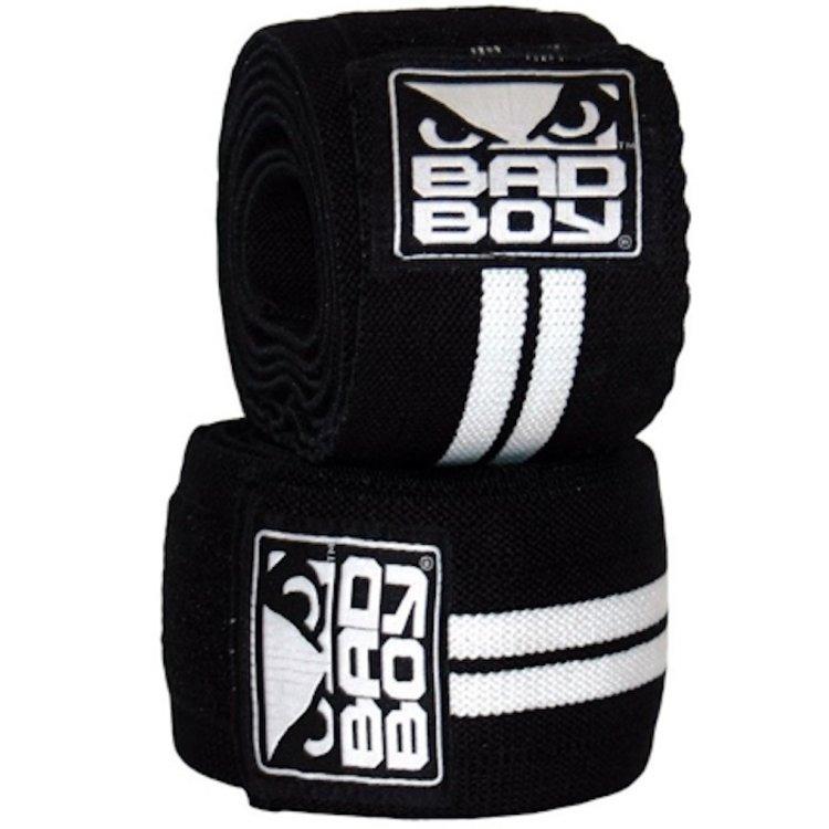 Bad Boy Bad Boy Knee Straps Kniebänder Weight Lifting