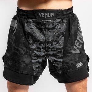 Venum Venum Vechtsport Broek Defender Fightshort Dark Camo