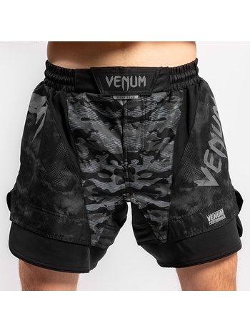 Venum Venum Defender Fightshort Dark Camo