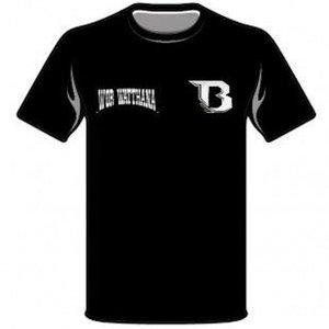 Booster Booster Wor Whattana T-Shirt Schwarz Kampfsport Online einkaufen
