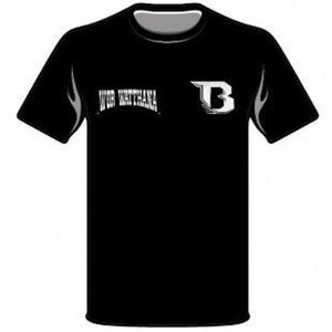 Booster Booster Wor Whattana T-Shirt Schwarz