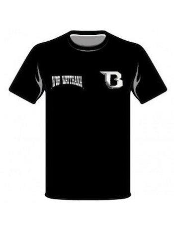 Booster Booster Wor Whattana T Shirt Zwart