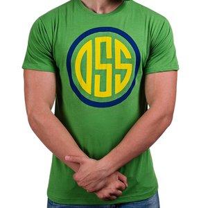 Hayabusa Hayabusa Jiu Jitsu OSS T-Shirt Grün