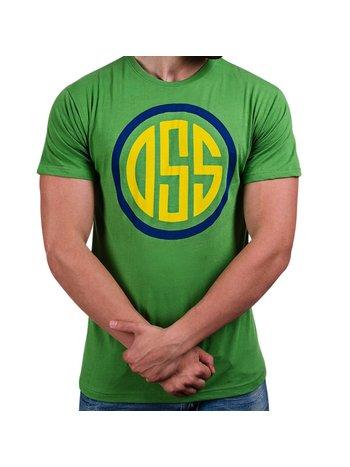 Hayabusa Hayabusa Jiu Jitsu OSS T-shirt Groen