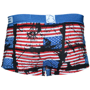 FreeGun Freegun Underwear American Flag Heren Boxershorts Katoen