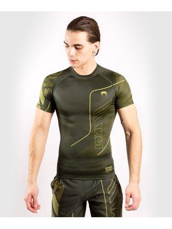 Venum Venum LOMA Commando Rashguard Short Sleeves Khaki