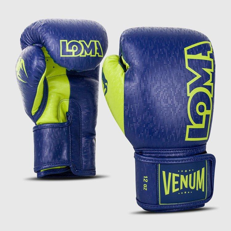 Venum Venum Origins Boxing Gloves Loma Edition BlueYellow